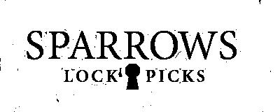 sparrows logo bw